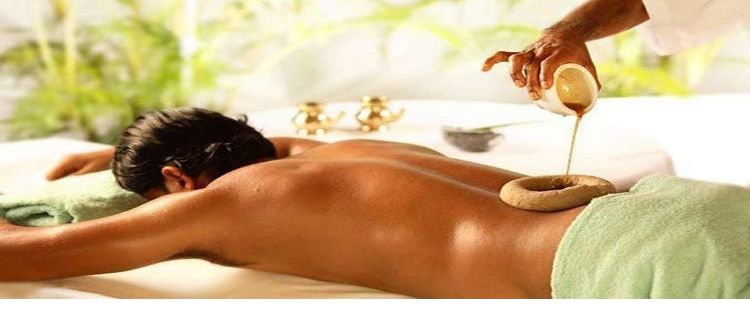 Glory Spa full Body Oil Massage