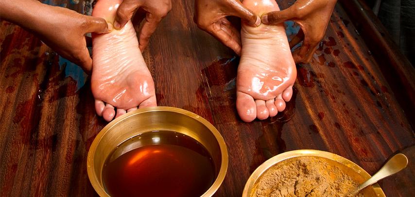 Glory Spa full Body Oil Massage